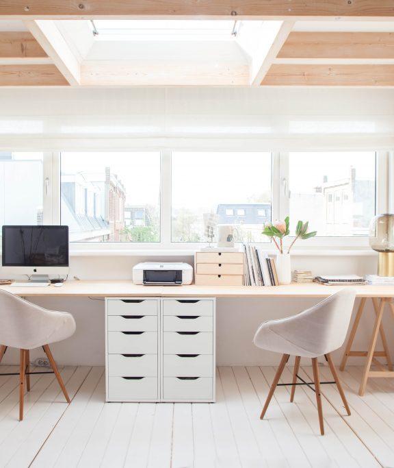 Comment aménager un bureau chez soi